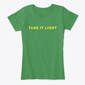 Enlightened Immersive - Take it Light - Womenss T-Shirt