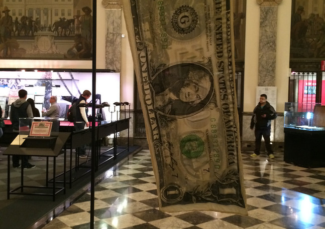 The Museum of Finance, NYC