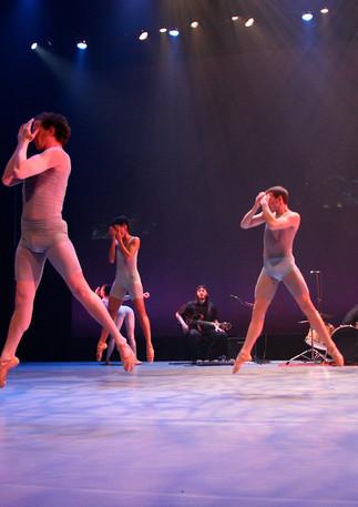 Ballet X, Right To Spring, The Wilma Theater, Philadelphia, PA.