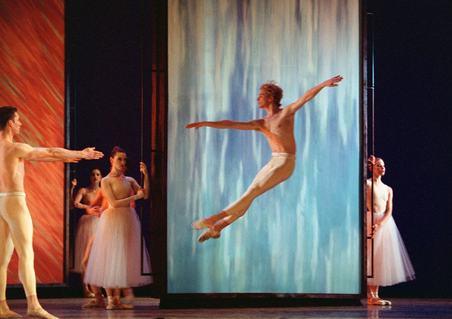 Pennsylvania Ballet, Le Travail, The Academy of Music, Philadelphia, PA.