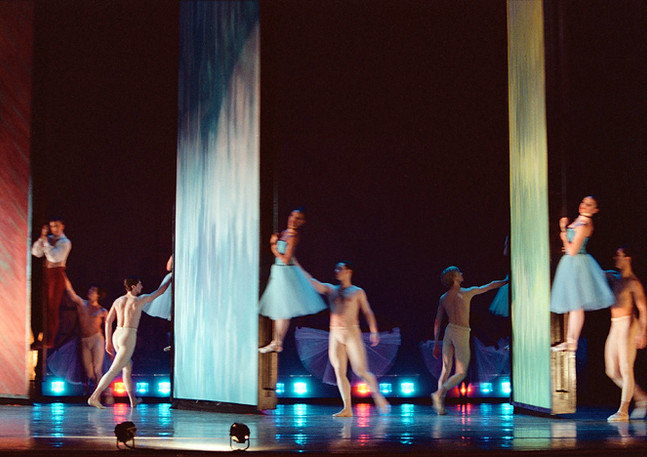 Pennsylvania Ballet, Le Travail, The Academy of Music, Philadelphia, PA.