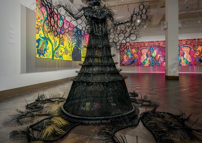 Heather Ujiie Rowan University Art Gallery