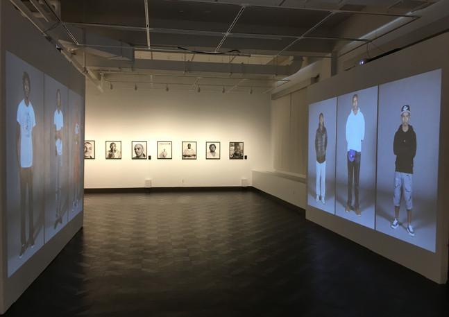 Dread Scott Rowan University Gallery
