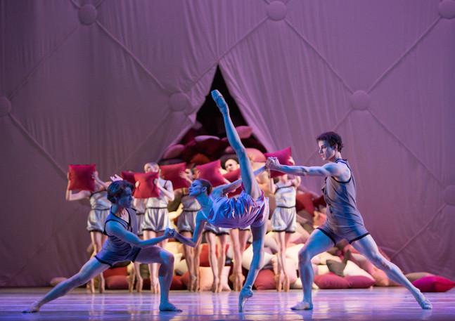 Pennsylvania Ballet, Somnolence, The Academy of Music, Philadelphia, PA.