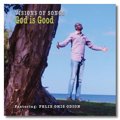 Cover image for song God is Good by VisionsOfSongs