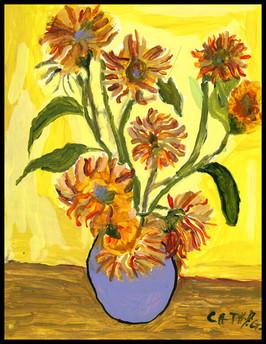 Van Gogh's Vase