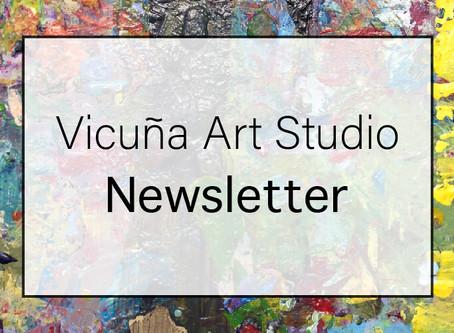 Vicuña Art Studio Summer 2019 Newsletter