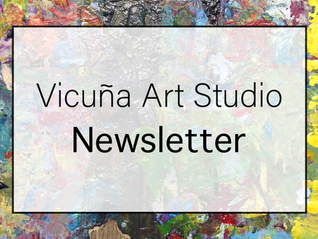 Vicuña Art Studio Summer 2019 Newsletter