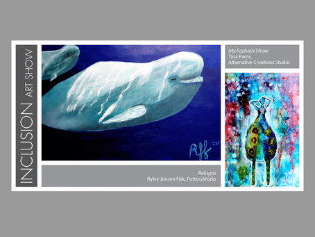 Vicuña Art Studio is proud to participate in online Inclusion Art Show this year!