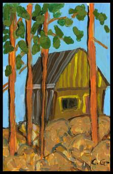 Harris's Cabin