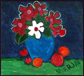 My Blue Vase 2018