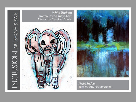 posAbilities' 15th Annual INCLUSION Art Show & Sale