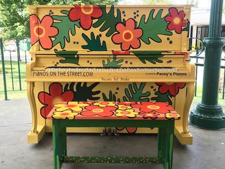 "2019 ""Pianos on the Street"" for Maple Ridge"