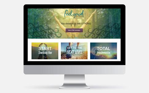 Feel Good Fitness Website