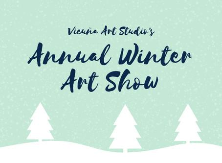 Vicuña Art Studio's Annual Winter Art Show
