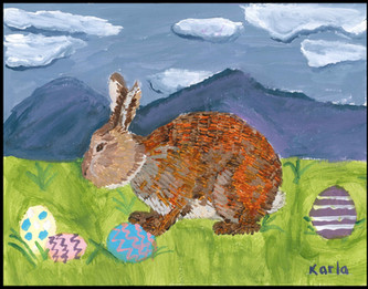Easter Bunny 2019