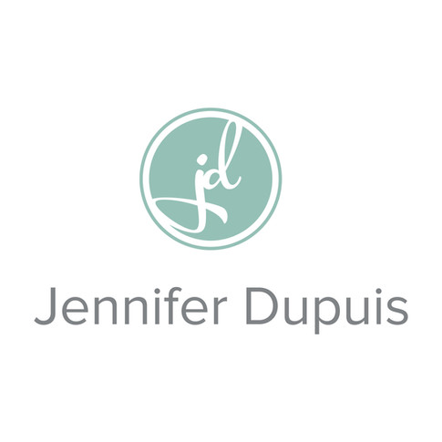 Jennifer Dupuis Monogram Logo