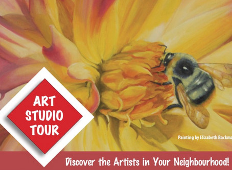 Visit Us at the Annual Art Studio Tour