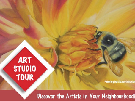 Visit Us at the Annual Art Studio Tour