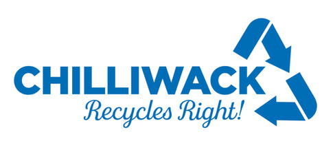Custom Recycles Right Program Logo
