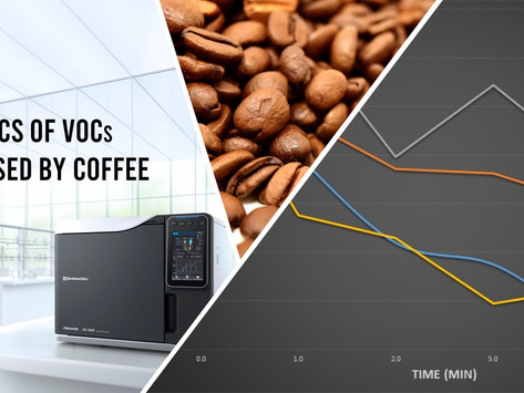 Kinetics of VOCs released from coffee - Introduction