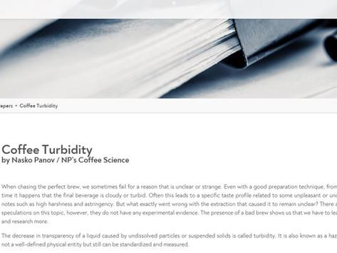 Coffee Turbidity (BH Whitepaper)