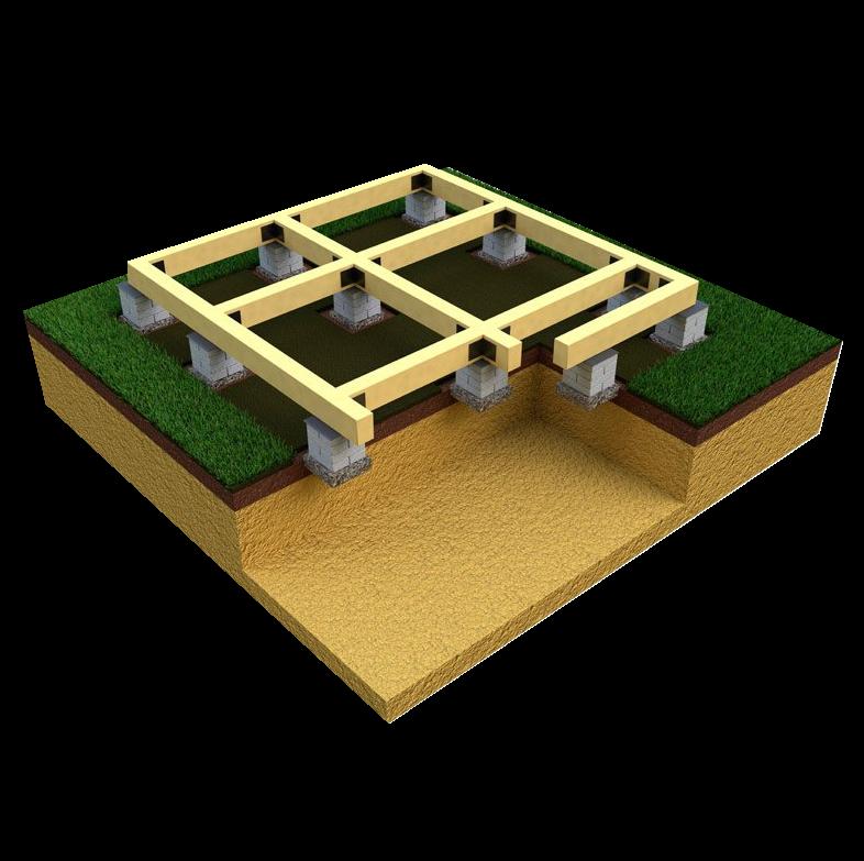 Woodenfactory Fundament Grafik