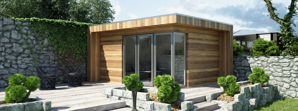 Woodenfactory Holzhaus Cabin