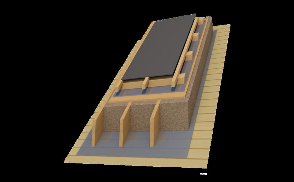 Woodenfactory Dach Grafik