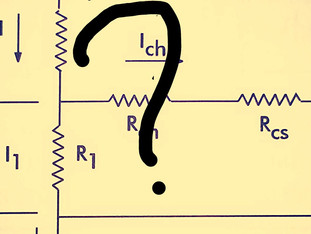 O QUE DEVO ESTUDAR PARA SUBSTITUIR NAS FÓRMULAS SEM SER DECORANDO? EX: P=V.I, trocando o V pelo R fi