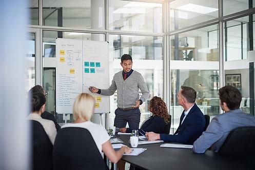 Consultoria para Estruturação de Negócios
