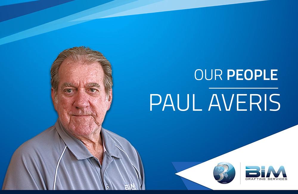 OUR PEOPLE - Paul Averis