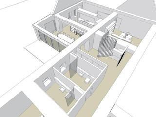 Farmhouse renovation and extension, Stewarton