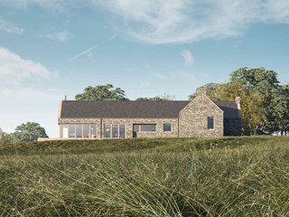 New house, St.John's Town of Dalry