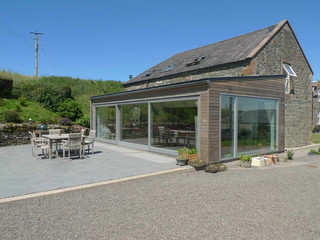 Kitchen and dining extension, Kirkcudbright