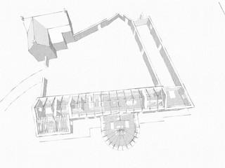 Barn conversion, Lockerbie