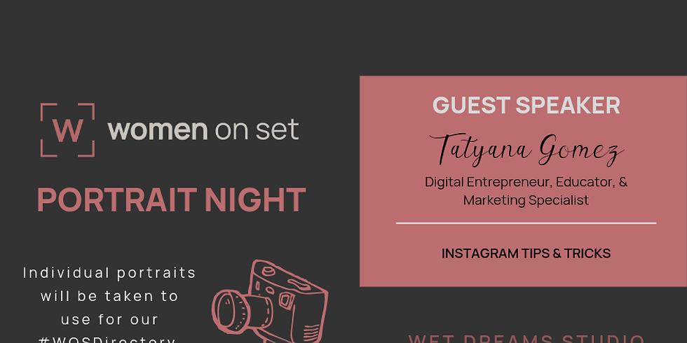 #WOMENONSET : Portrait Night  (1)