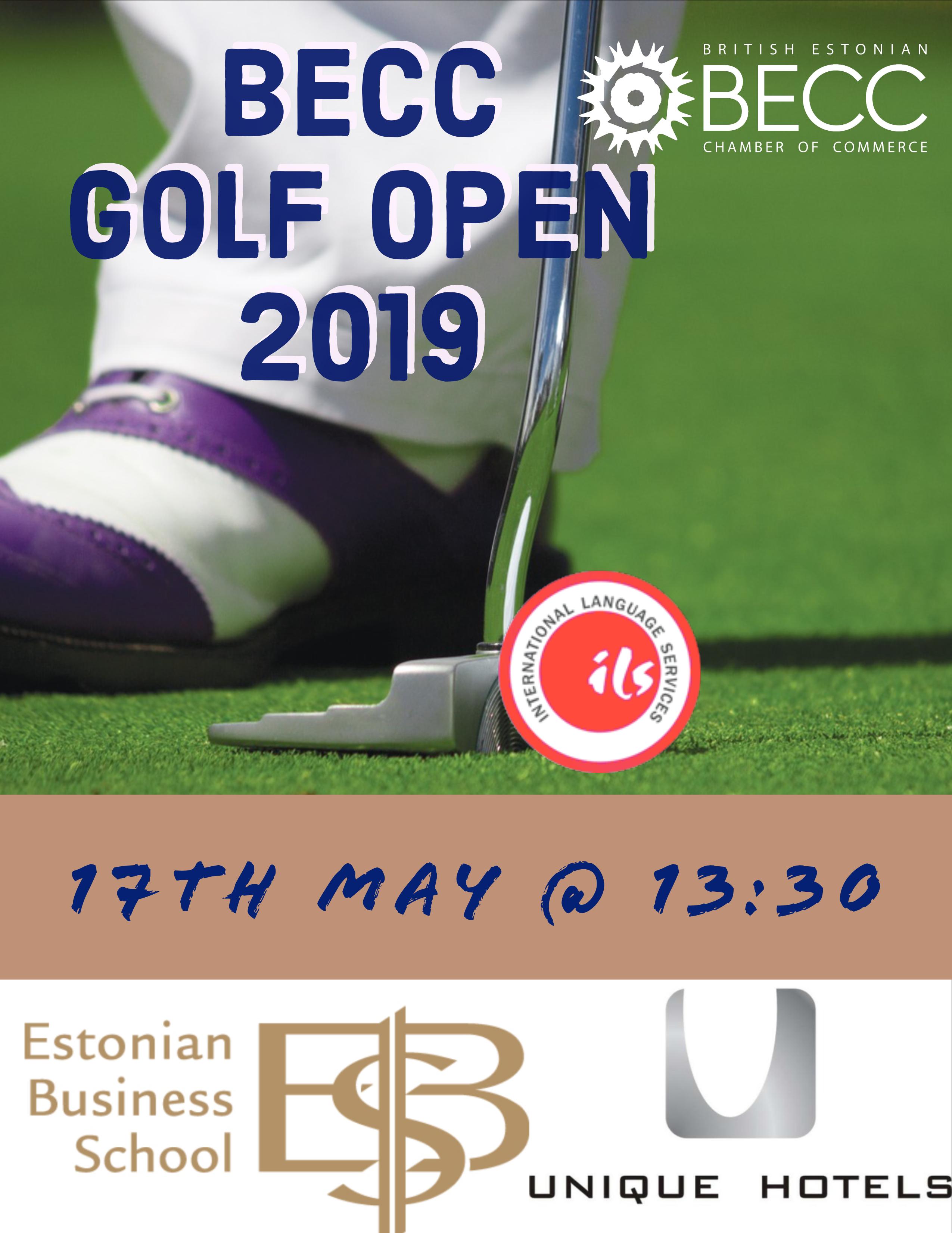 BECC Golf Open 2019