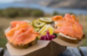 Seafood cafe connemara