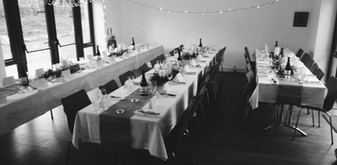 Wedding catering and venue