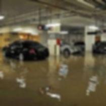 Гидроизоляция парковок гаражей подвалов