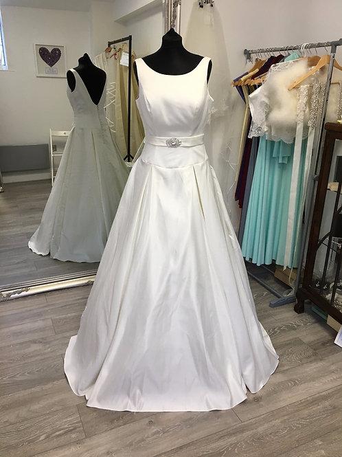 Phoenix Gowns - Eliza Front View