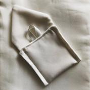 A secret pocket in side the bodice for a beloved locket