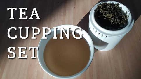 Tea Cupping set - 티 커핑 세트 본적있어? 본적 없다는 들어와봐!!
