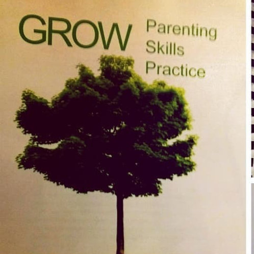 GROW Parenting Skills Workbook