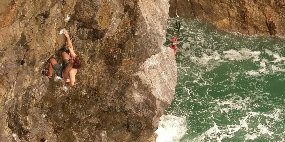 Remus Knowles: Climbing, training and data