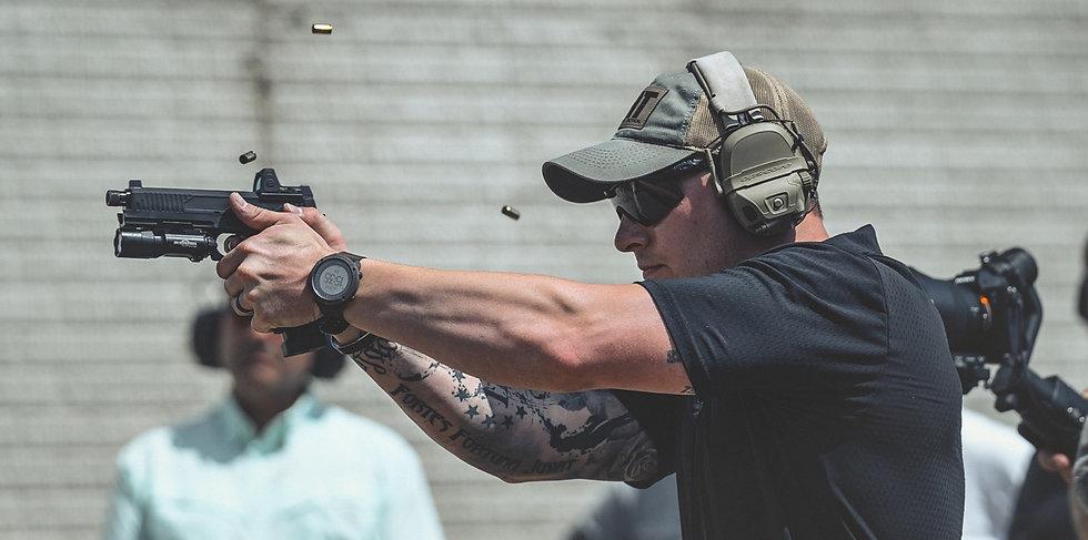 Baseline Pistol