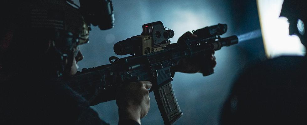 Low-Light Rifle & Pistol