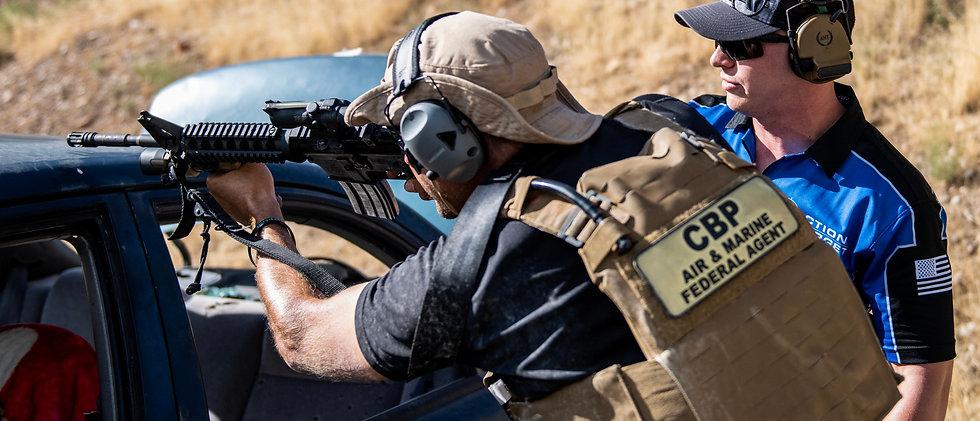 LE / MIL Patrol Rifle Course