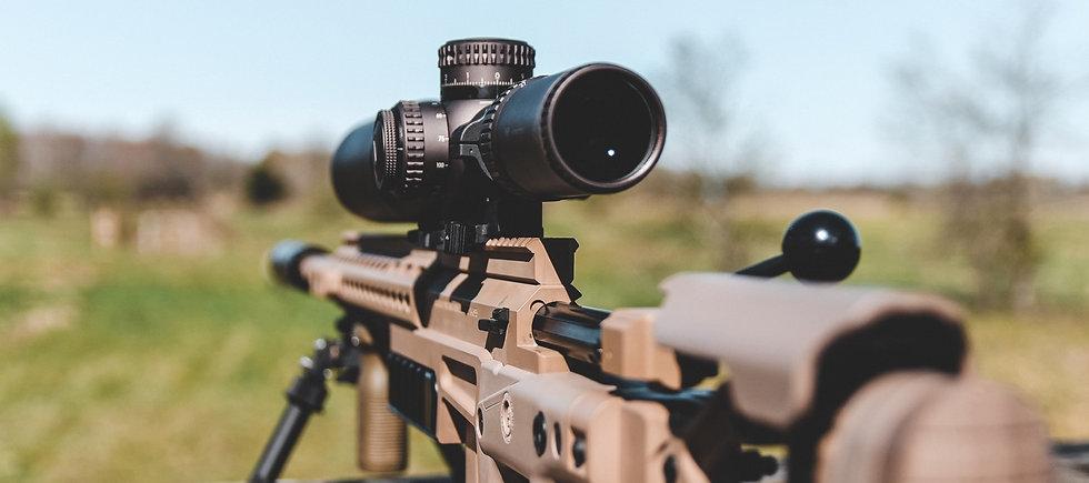 2 Day Precision Rifle Development